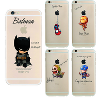Hull of iPhone-Superheroes