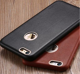iPhone Case-leather