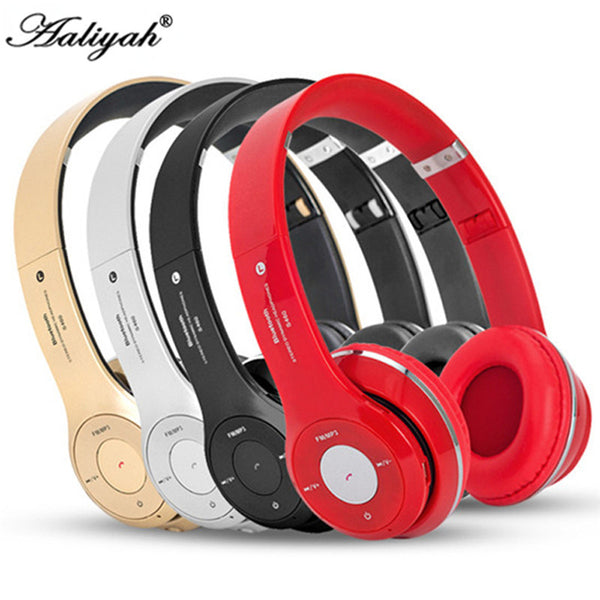 Bluetooth stereo headphone with microphone