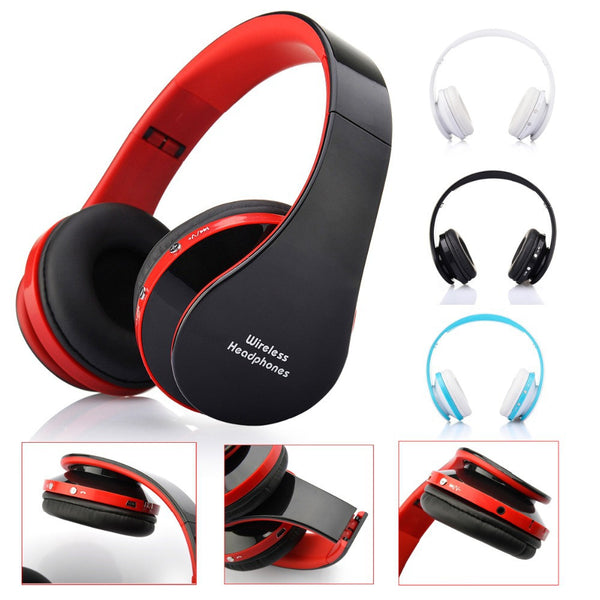 Great stereo headphone NX-8252 bluetooth ideal for smartphones owners