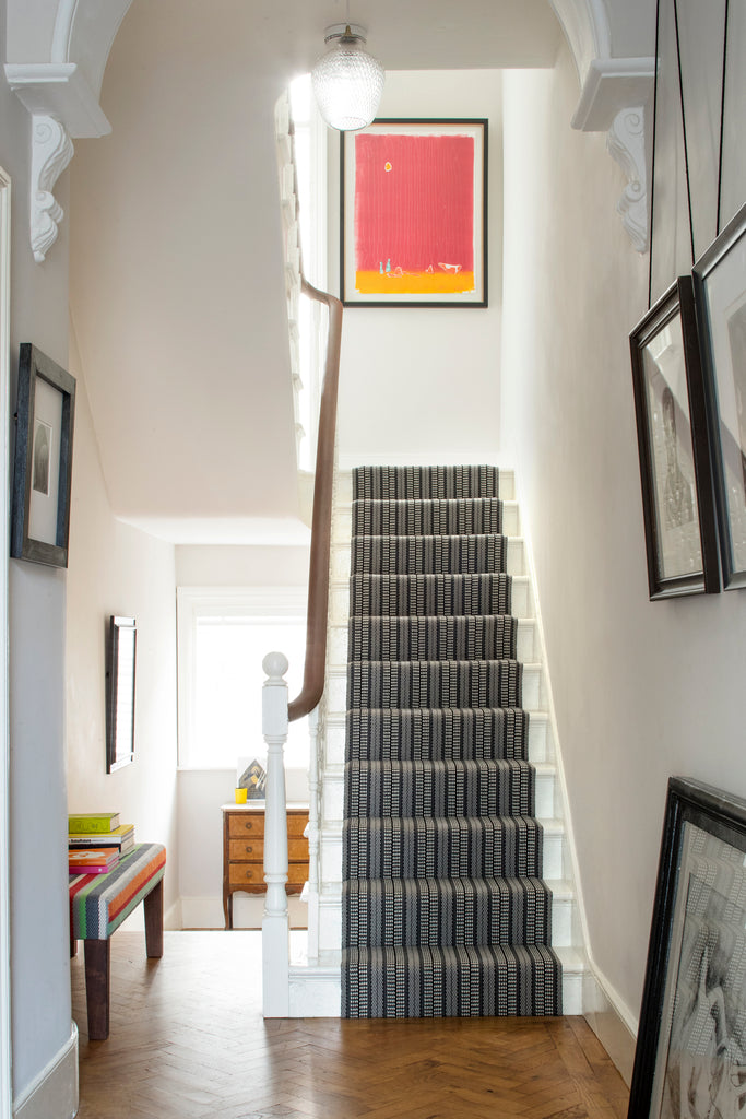 New Stair Runner Designs - The Gallery Collection by Roger Oates