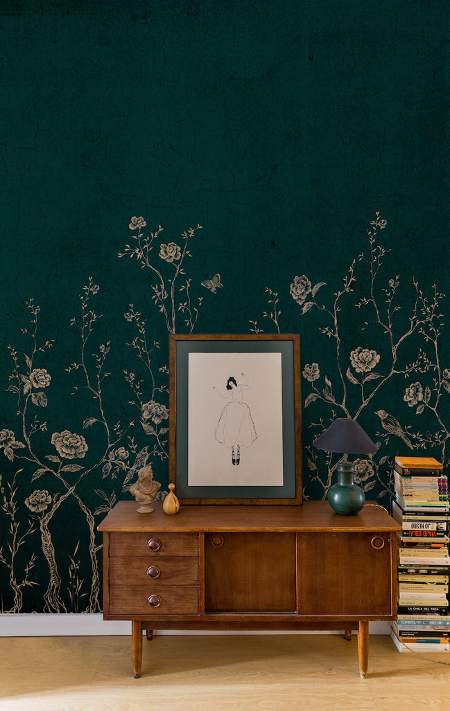 Chinoiserie Wallpaper Coordonne