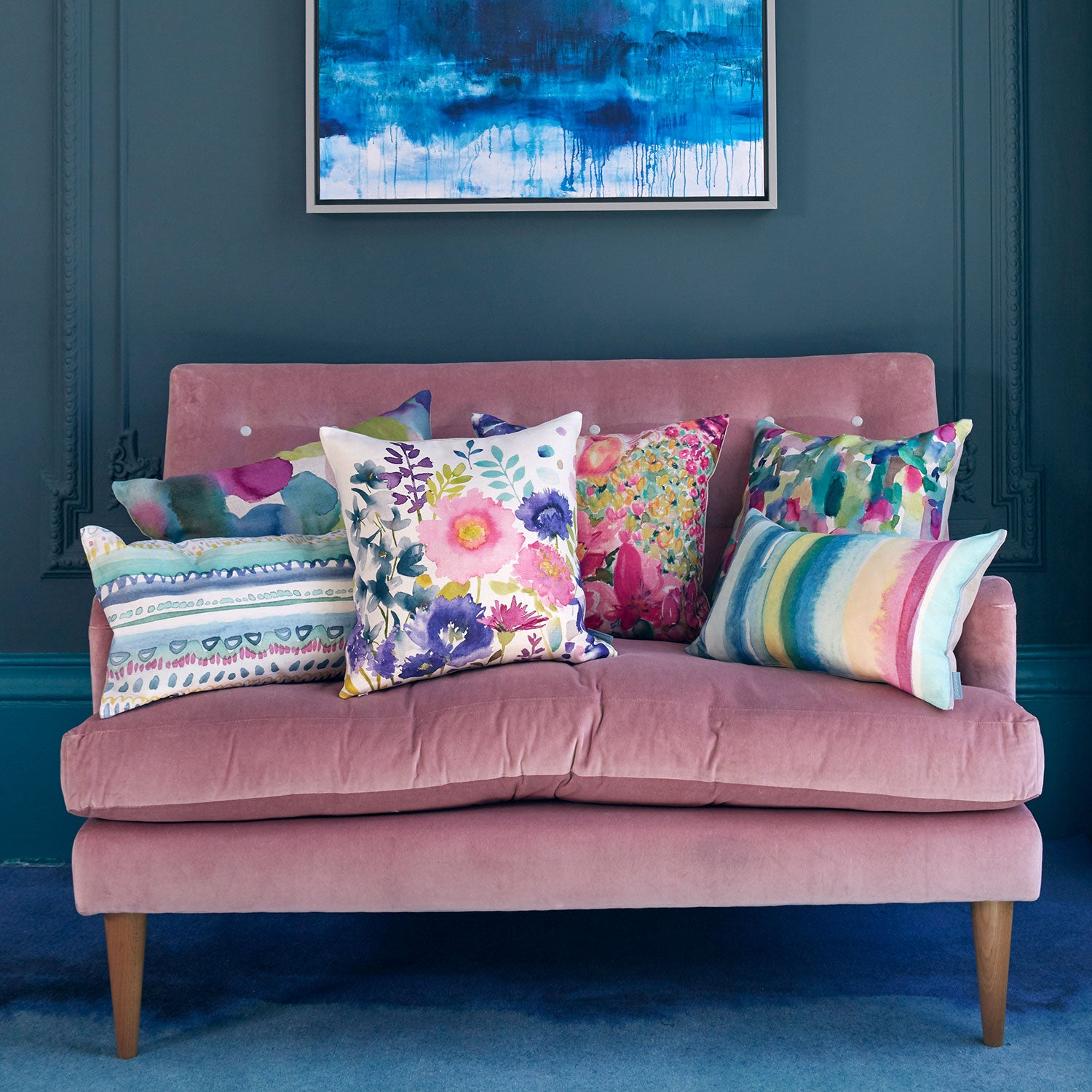 Bluebellgray Cushions AW17