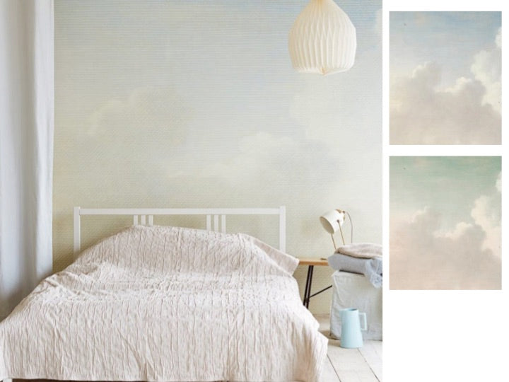 Eijffinger Dutch Sky Wallpaper Panel at Mister Smith Interiors