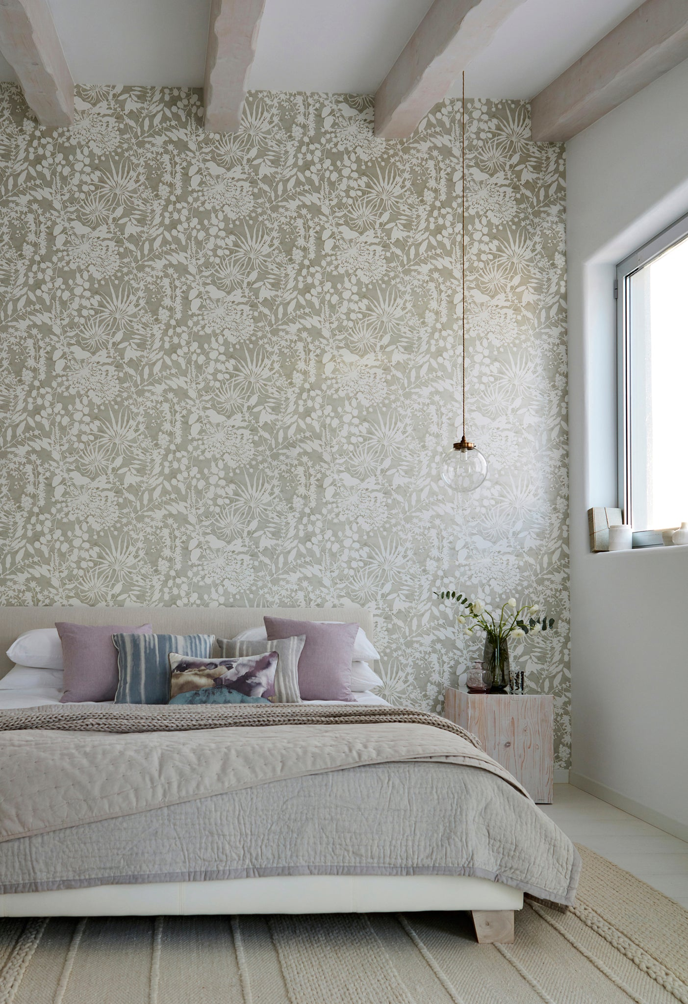 Coralline wallpaper by Harlequin