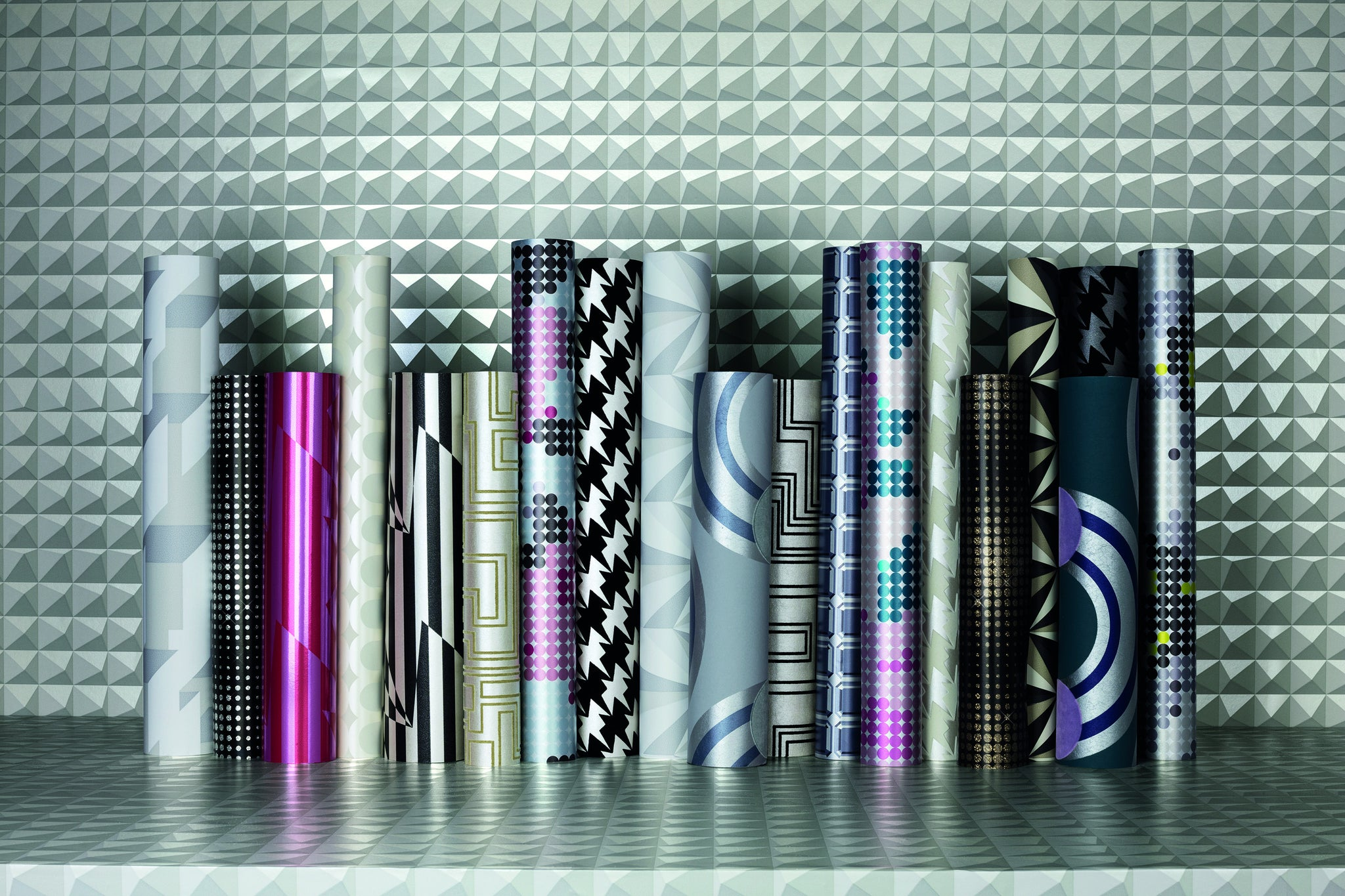 Kirkby Design and Eley Kishimoto wallpapers collection