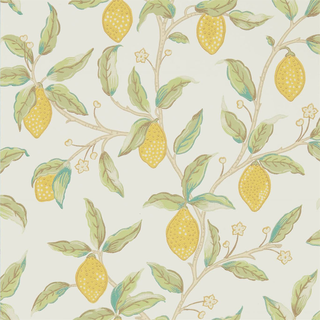 Lemon Tree by William Morris