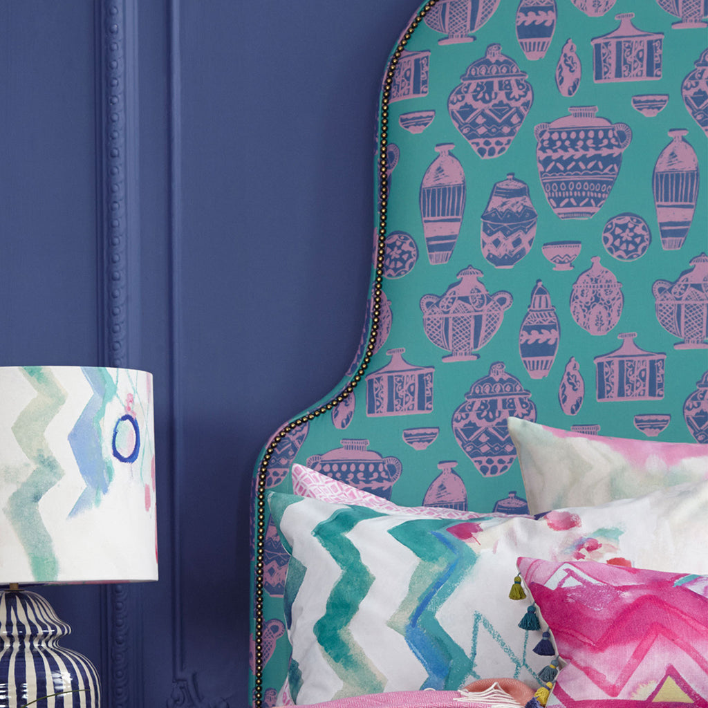 Bluebellgray fabrics at Mister Smith Interiors