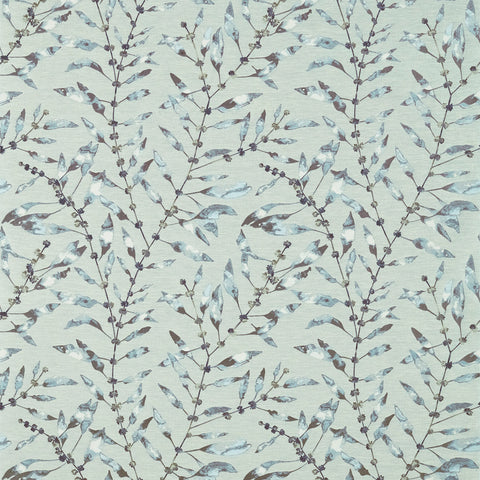 Chaconia Fabric - Indigo/Seaspray - Harlequin