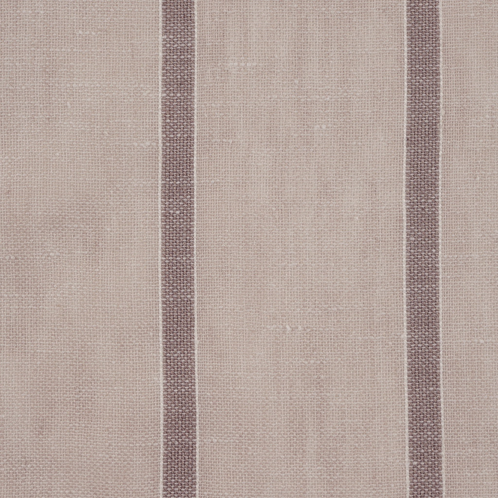 Purity Voiles Wide Stripe - Ivory/Greige - Harlequin