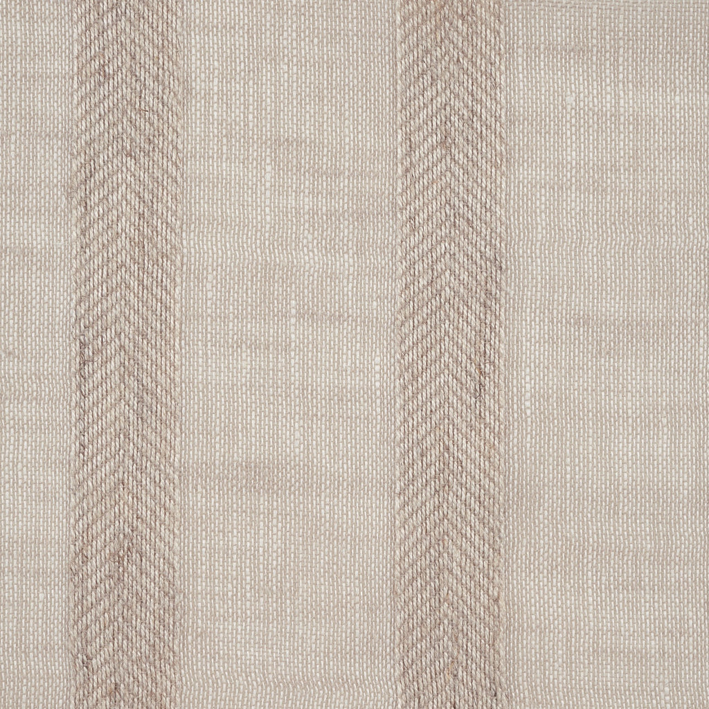 Purity Voiles Wide Stripe - Latte/Pearl - Harlequin