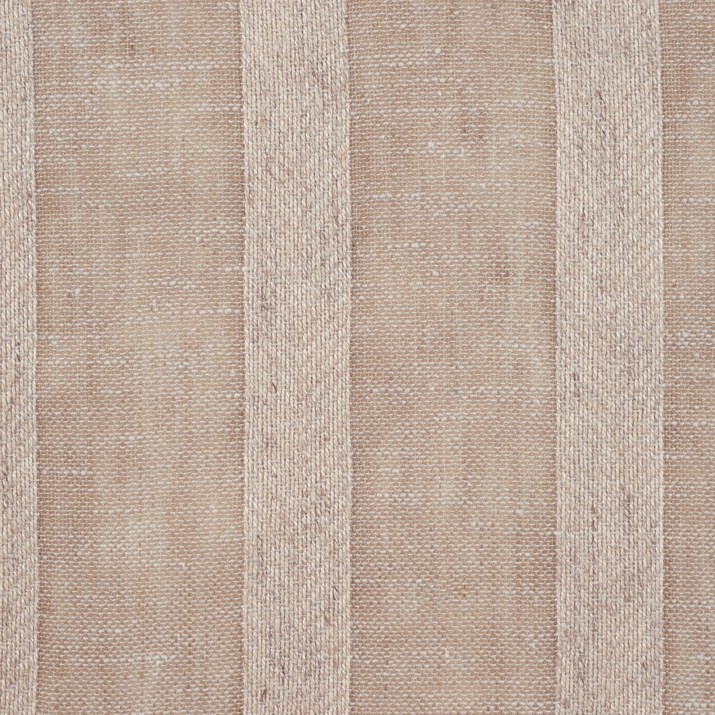 Purity Voiles Wide Stripe - Stone/Hessian/Ivory - Harlequin