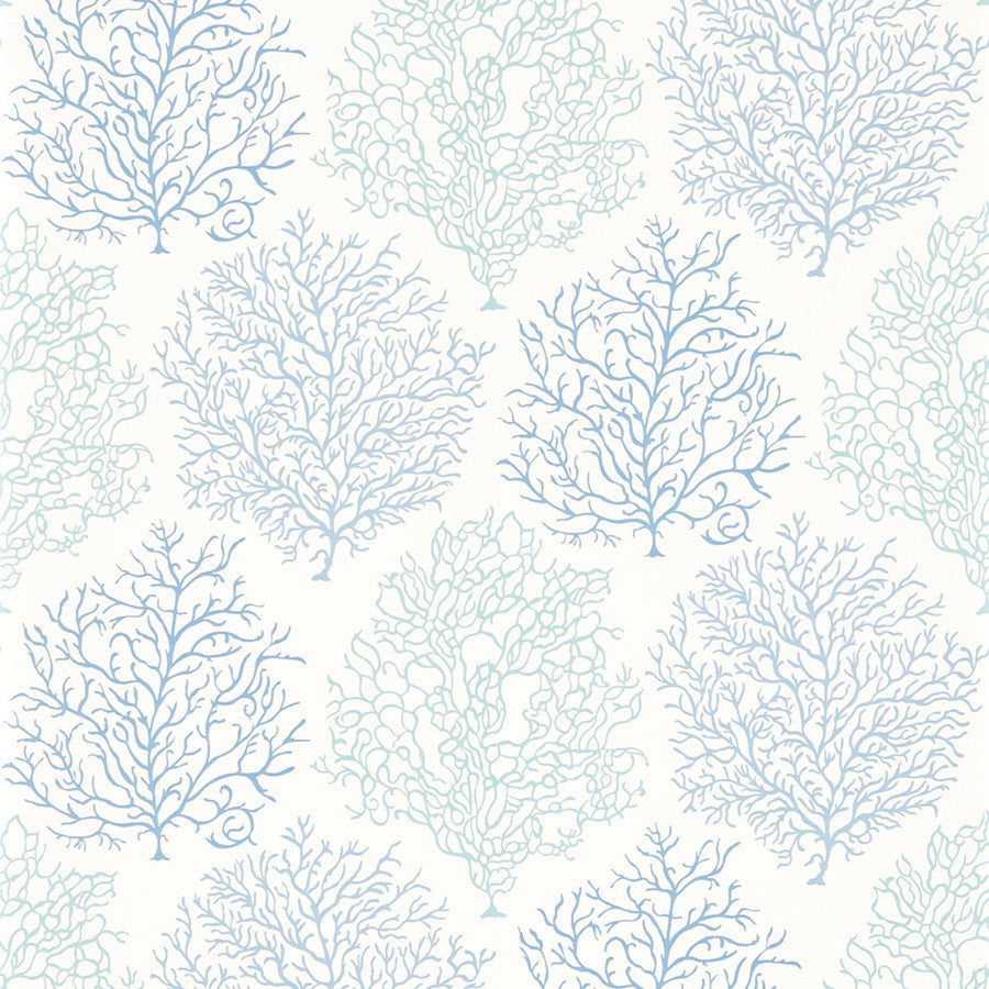 Coral Reef Wallpaper - Tropical/Brights - Sanderson