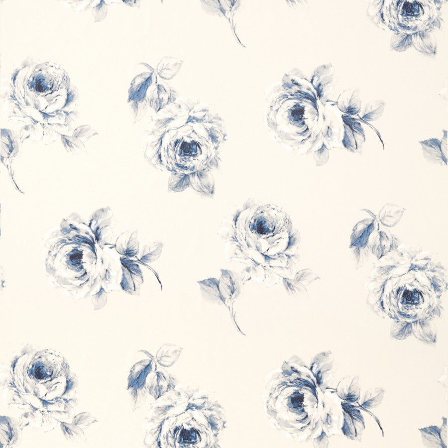 Rosa Cotton Fabric - Sanderson