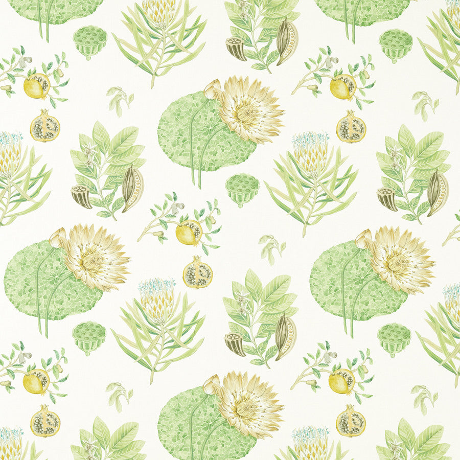 Lily Bank Fabric - Sanderson