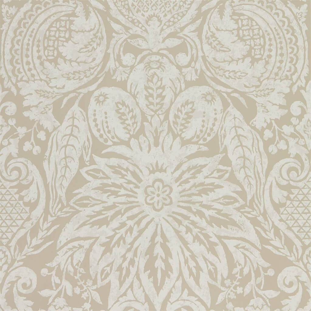 Mitford Damask Wallpaper - Zoffany