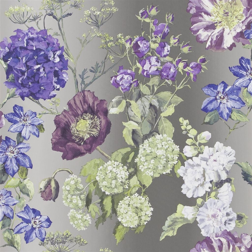 Alexandria Wallpaper - Designers Guild