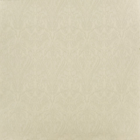 Court Damask Fabric - Ivory - GP&J Baker