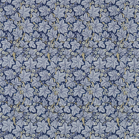 Bramble Fabric - Mineral/Slate - William Morris