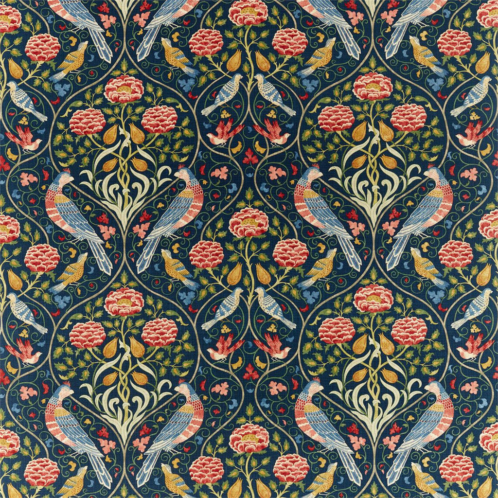 Seasons By May Fabric - Linen - William Morris