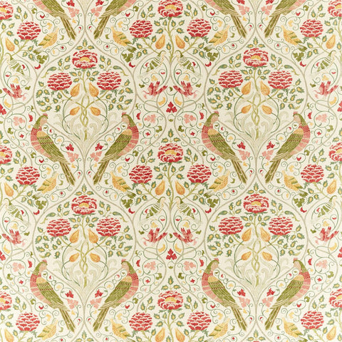 Seasons By May Fabric - Indigo - William Morris
