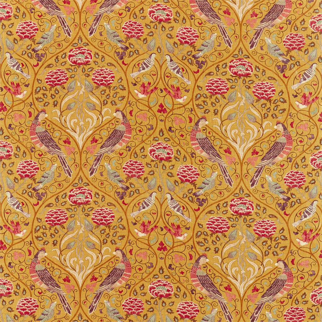 Seasons By May Fabric - William Morris