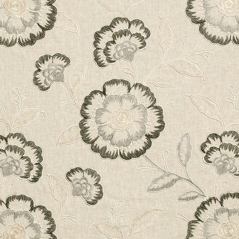 Richmond Fabric - Heather - Clarke & Clarke