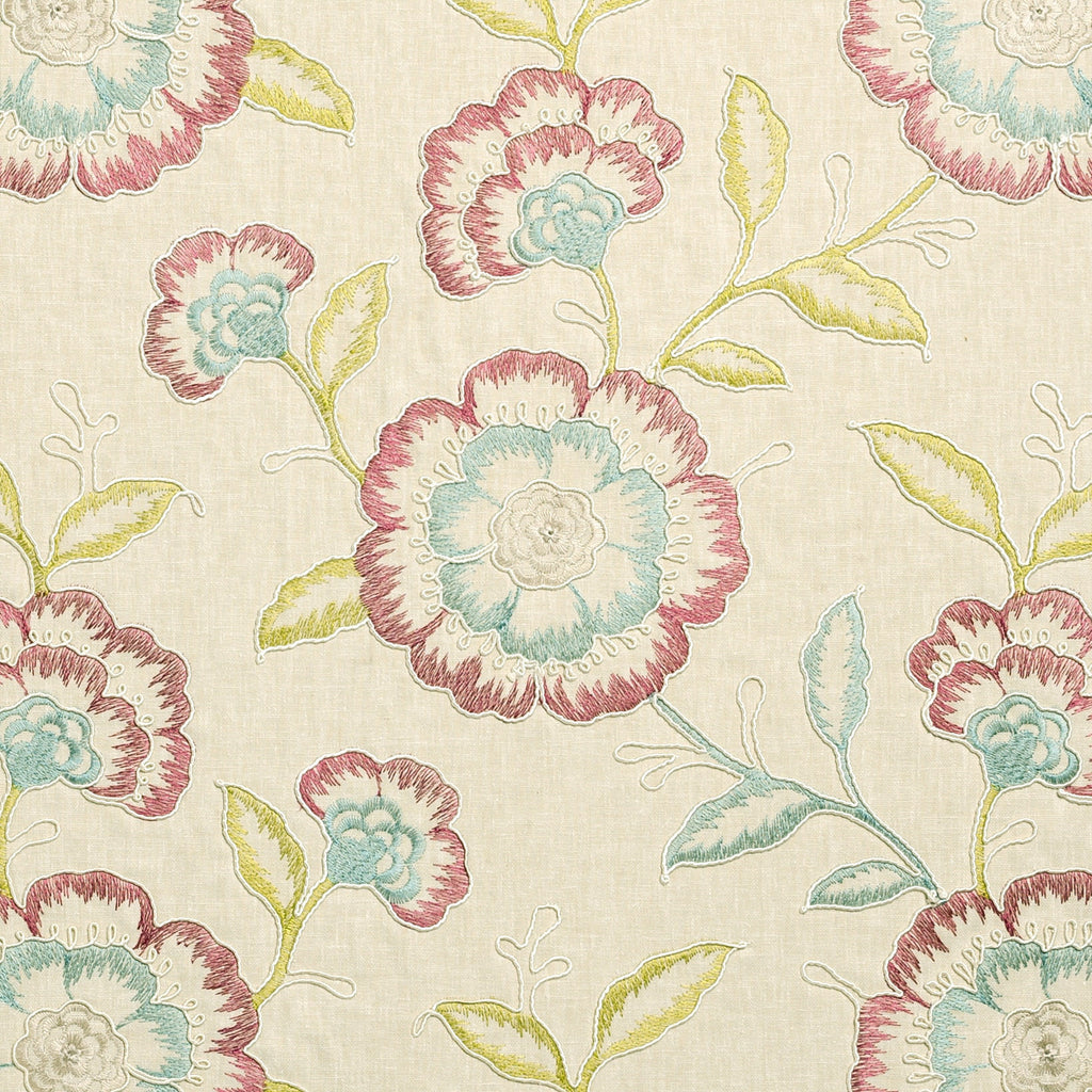 Richmond Fabric - Spice - Clarke & Clarke
