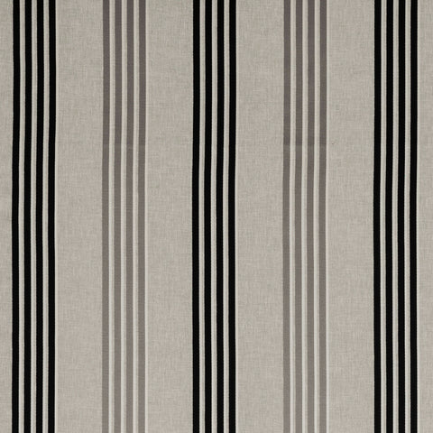 Wensley Fabric - Charcoal - Clarke & Clarke