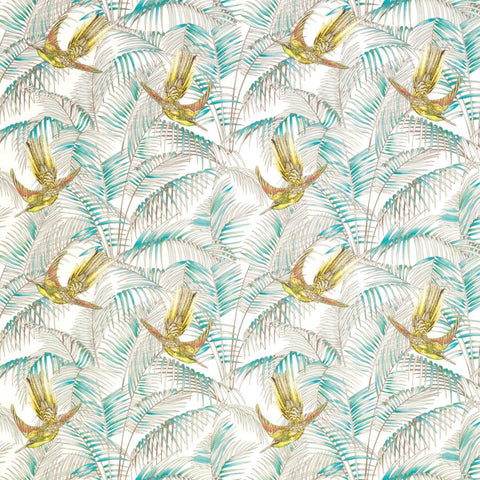Sunbird Fabric - F6533-02 - Matthew Williamson