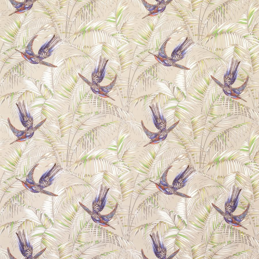 Sunbird Fabric - F6533-04 - Matthew Williamson