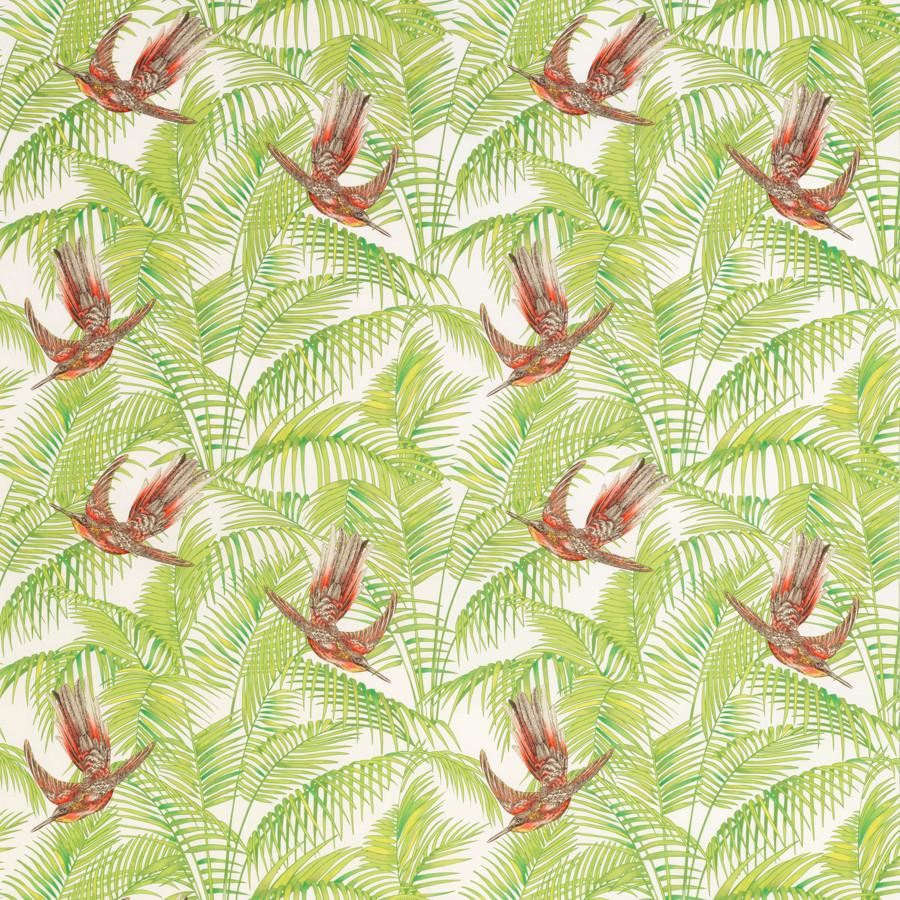 Sunbird Fabric - F6533-01 - Matthew Williamson