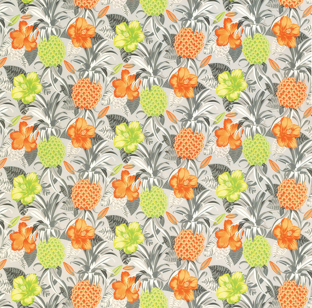 Pina Colada Outdoor Fabric - F6880-01 - Osborne & Little