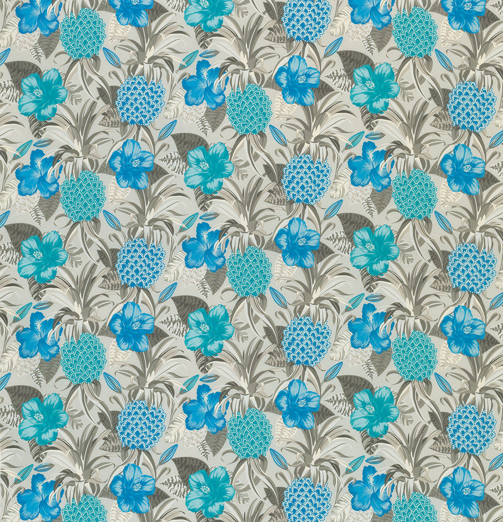 Pina Colada Outdoor Fabric - F6880-03 - Osborne & Little