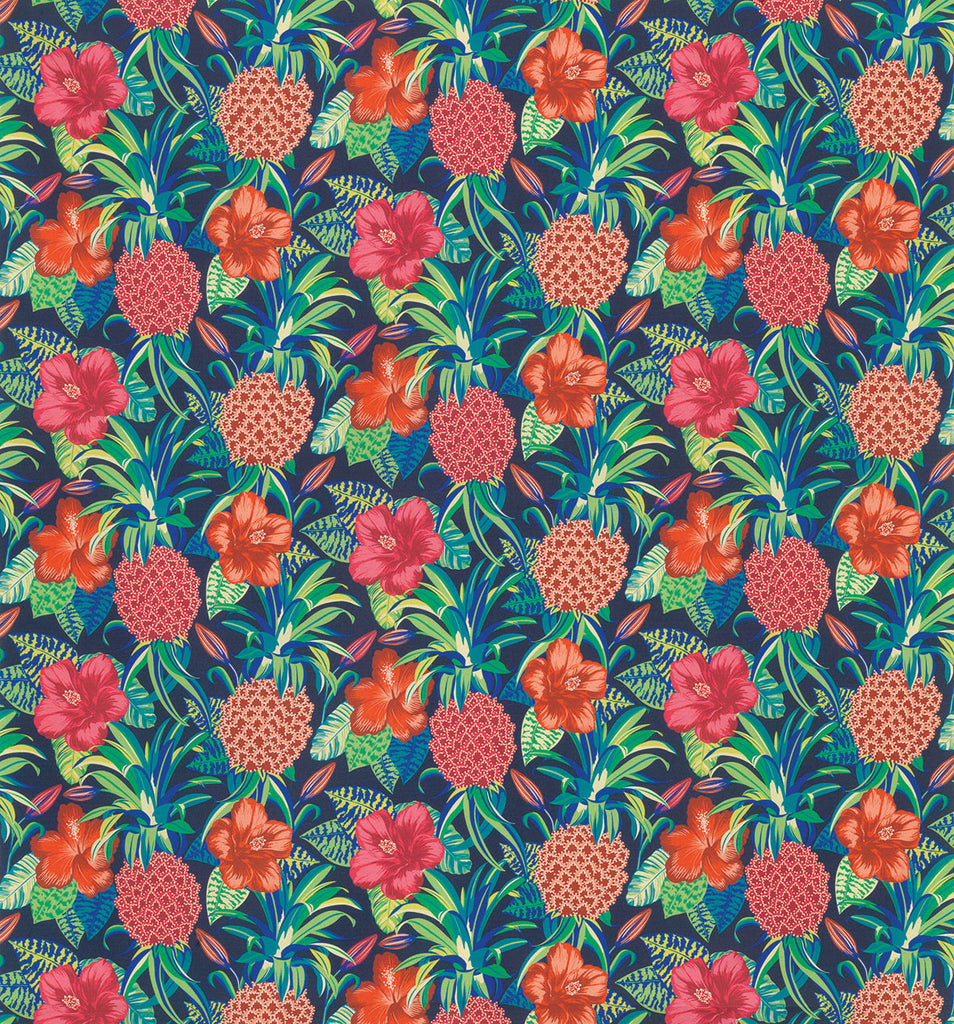 Pina Colada Outdoor Fabric - Osborne & Little