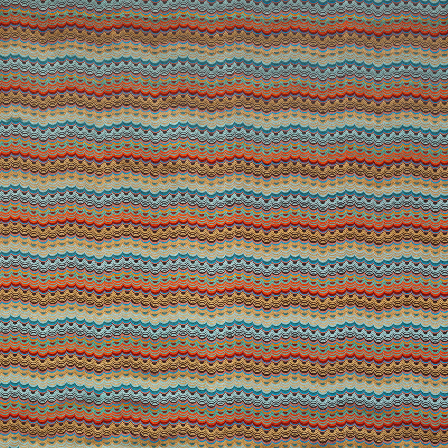 Carnival Fabric - Orange - Osborne & Little