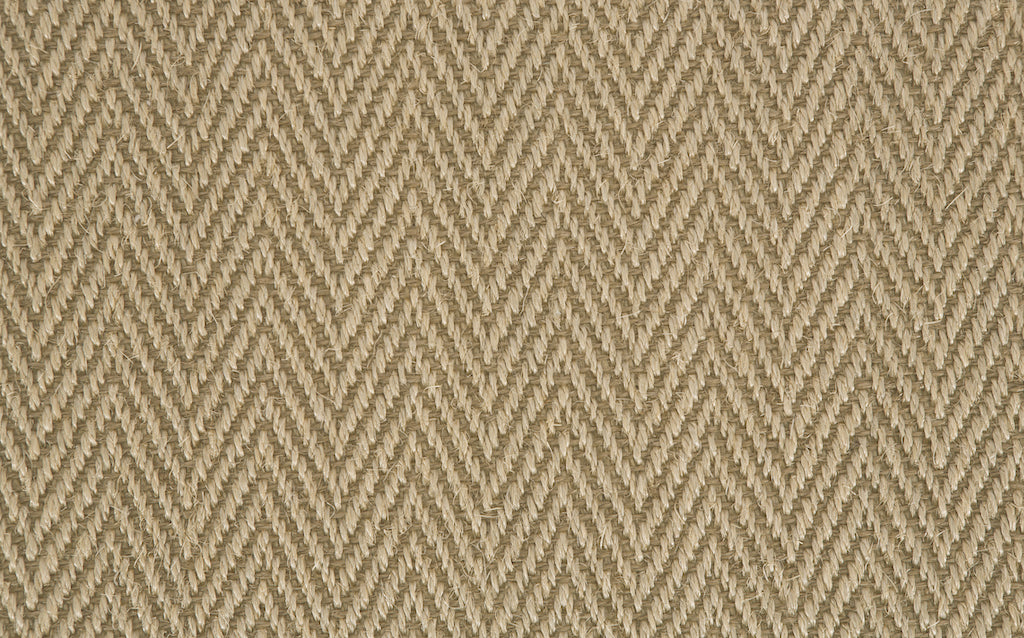 Grand Herringbone Carpet - Pearl - Crucial Trading