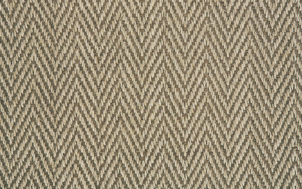 Grand Herringbone Carpet - Fossil - Crucial Trading