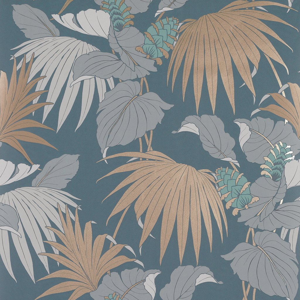 Vernazza Wallpaper - W7217-04 - Osborne & Little