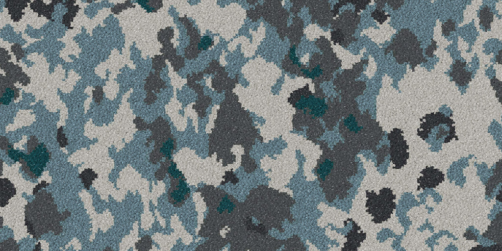 Camo Runner - Bare 7090 - Alternative Flooring