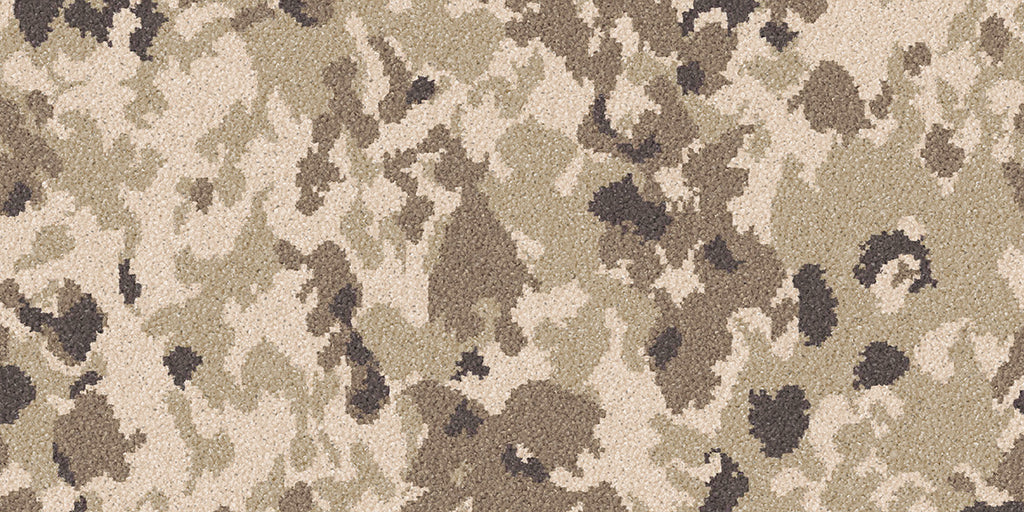 Camo Runner - Alternative Flooring