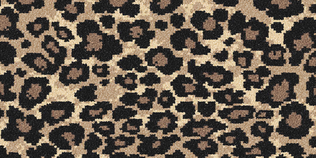 Leopard Carpet - Snow 7126 - Alternative Flooring