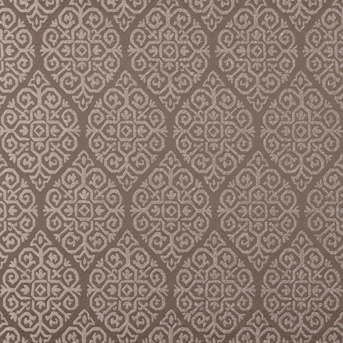 Zari Fabric - Natural - Clarke & Clarke