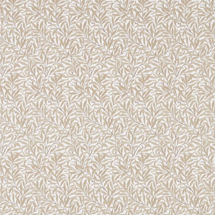 Pure Willow Bough Embroidery - Paper White - William Morris