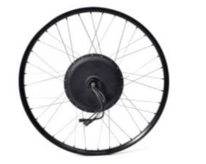 ST1 Wheel Rear Unit-Spare Part-Stromer UK