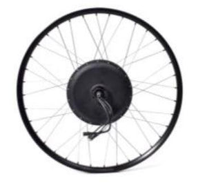ST1 Wheel Rear P48-Spare Part-Stromer UK