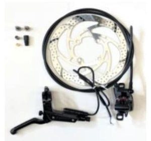 ST2 Brake Assembly HD842,-Spare Part-Stromer UK