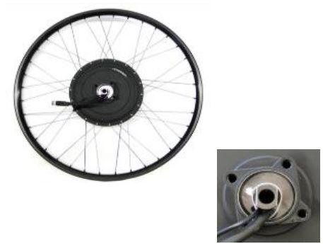ST1 X Wheel Rear CYRO-Spare Part-Stromer UK