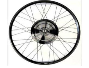ST2 Wheel Rear SYNO-Spare Part-Stromer UK