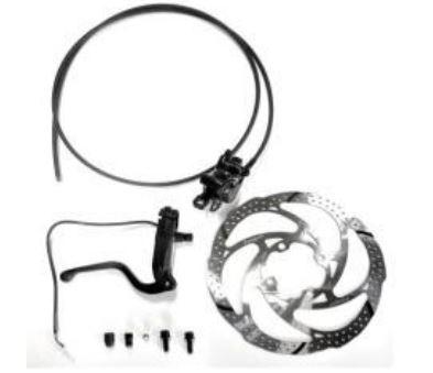 ST3 Brake System HD942-Spare Part-Stromer UK